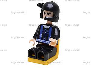 Детский игровой конструктор «Авиация», M38-B0362, toys.com.ua