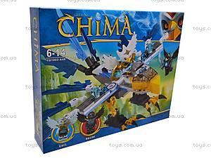 Детский игровой конструктор Chima, TD1002-A48, фото