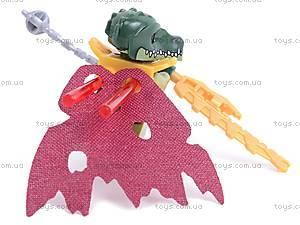 Детский игровой конструктор Chima Legend, 5001-5003, игрушки