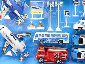 Детский игровой набор «Аэропорт», B1088723, фото