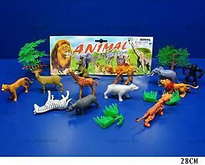Детский игровой набор «Дикие животные» , 805C