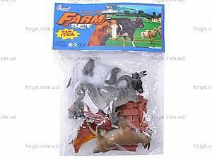 Детский игровой набор «Домашние животные» , H640, купить