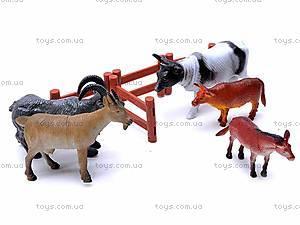 Детский игровой набор «Домашние животные» , H640