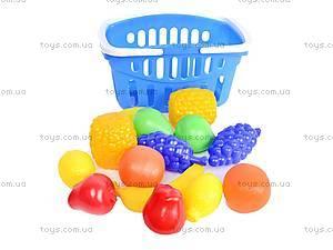 Детский игровой набор «Фрукты в корзине», Влас, цена