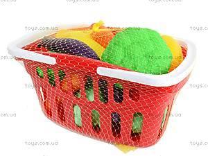 Детский игровой набор «Овощи в корзине», Влас.
