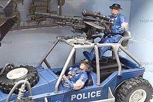 Детский игровой набор «Полицейский участок», E110-16, цена