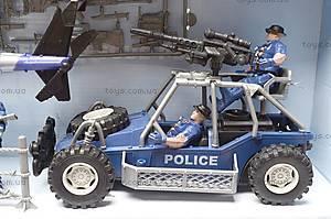 Детский игровой набор «Полицейский участок», E110-16, игрушки