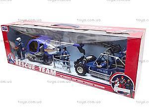 Детский игровой набор «Полицейский участок», E110-16, магазин игрушек