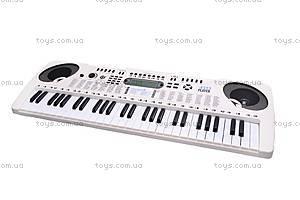 Детский игровой орган с микрофоном, SD5411, купить