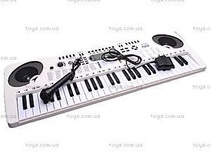Детский игровой орган с микрофоном, SD5411
