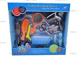 Детский игровой парикмахерский набор, WY311-2