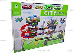 Детский игровой паркинг, 660-128, фото