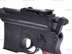 Детский игровой пистолет с пульками, C96+, игрушки
