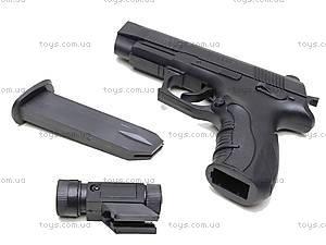 Детский игровой пистолет с пулями, 976B, купить