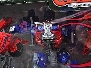 Детский игровой трансформер-машина, 8-20, купить