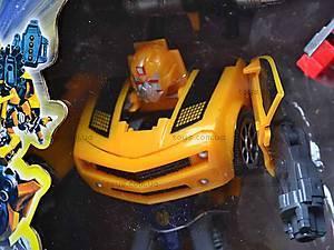 Детский игровой трансформер-машина, 8-20, фото