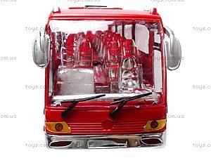 Детский игрушечный автобус, 8899-1, купить
