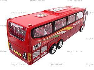 Детский игрушечный автобус, 8899-1, фото