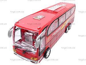 Детский игрушечный автобус, 8899-1, отзывы