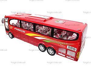 Детский игрушечный автобус, 8899-1, игрушки