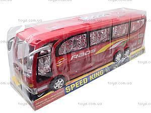 Детский игрушечный автобус, 8899-1