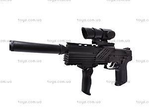 Детский игрушечный автомат, стреляющий пульками, M4013-3, купить