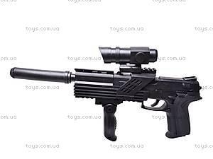 Детский игрушечный автомат, стреляющий пульками, M4013-3