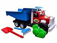 Детский игрушечный грузовик, 008, отзывы