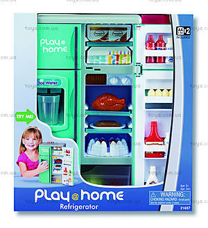 Детский игрушечный холодильник, K21657