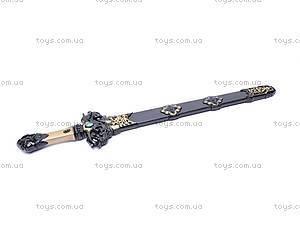 Детский игрушечный меч, 86B-2, фото