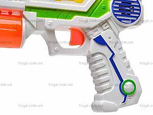 Детский игрушечный музыкальный пистолет, 3939-8, цена