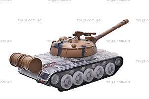 Детский игрушечный музыкальный танк, A333-20, отзывы