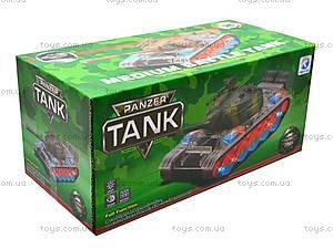 Детский игрушечный музыкальный танк, A333-20, цена