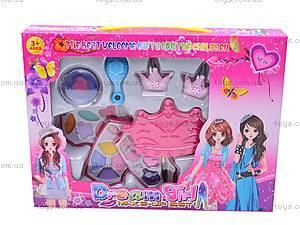 Детский игрушечный набор косметики, 2012A1-4, отзывы