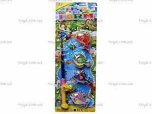 Детский игрушечный набор «Рыбалка», 6619
