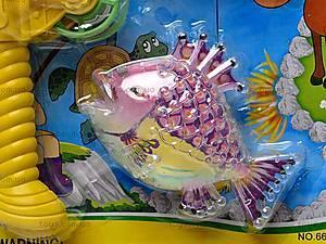 Детский игрушечный набор «Рыбалка», 6619, купить