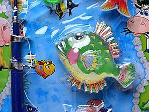 Детский игрушечный набор «Рыбалка», 6619, фото
