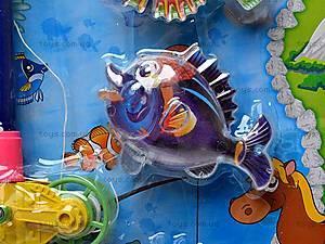 Детский игрушечный набор «Рыбалка», 6619, отзывы