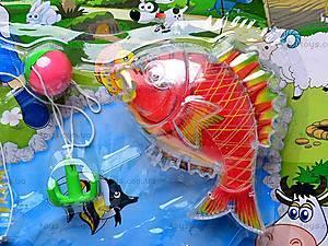 Детский игрушечный набор «Рыбалка», 6619, детские игрушки