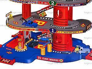 Детский игрушечный паркинг, 613, фото