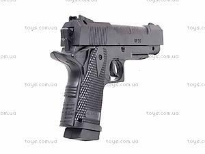 Детский игрушечный пистолет с пульками, M30, фото