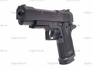 Детский игрушечный пистолет с пульками, M30, отзывы