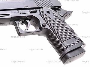 Детский игрушечный пистолет с пульками, M30, цена