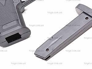 Детский игрушечный пистолет с пульками, M30, игрушки