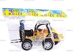 Детский игрушечный погрузчик, S520