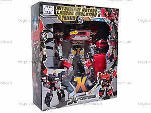 Детский игрушечный робот-трансформер, 3890