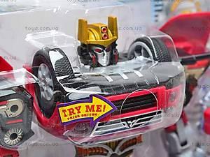Детский игрушечный робот-трансформер, 3890, фото
