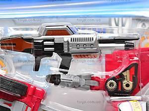 Детский игрушечный робот-трансформер, 3890, игрушки