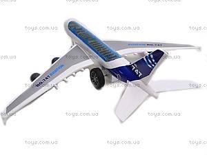 Детский игрушечный самолет, 747-38A, купить