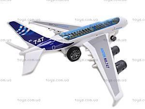 Детский игрушечный самолет, 747-38A, фото